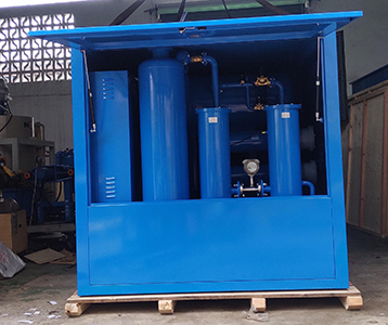 Transformer Oil Purification Treatment