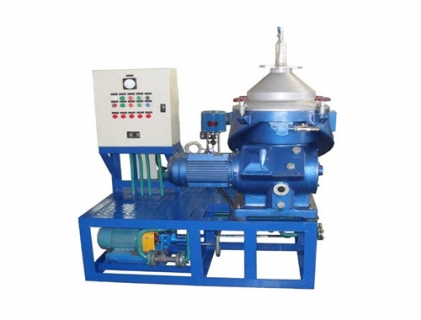 oil centrifuge machine