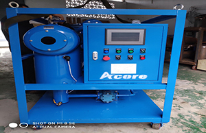VTP-20(1200L/H) Transformer Oil Purifier, DST-100KV Insulating Oil Dielectric Strength Tester & AVT Acidity Tester Sales to Morocco.